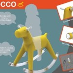 Rocco, a rocking horse that can generate power