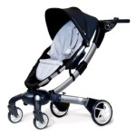 Origami Baby Stroller can fold by itself
