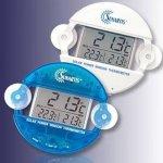 Parasia Admetior Solar Window Thermometer