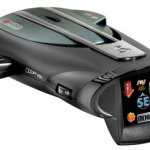 Cobra XRS 9970G has color touchscreen