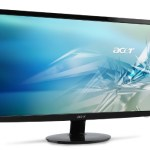 Acer rolls out new S1 line of LED monitors