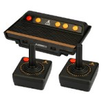 Atari Flashback 3 offers you old school gaming