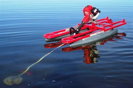 Aquatic Vegetation Groomer
