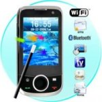 Beatle Quadband Touch Screen Dual SIM Wi-Fi Media phone