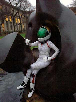 Bio Space Suit