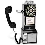 Black Diner Phone rolls back the years