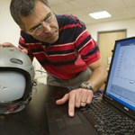 Smart Helmet detects how hard you have crashed