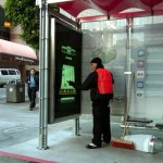 San Francisco's MUNI Bus System has Video Game Equipped bus stops