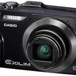 Casio EXILIM EX-H20G Hybrid GPS Digital Camera