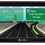 Cobra 7750 Platinum GPS navigation system