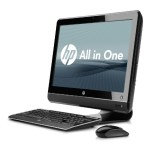 HP unveils new all-in-one PC for enterprise markets