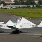 Cri-Cri, small solar-powered plane