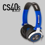 CS40 EarPollution headphones from iFrogz