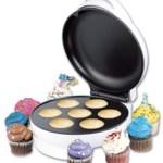 Cupcake Maker makes mini cupcakes fast