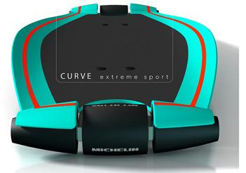 The Curve Skateboard