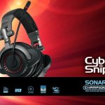 Cyber Snipa announces Sonar 5.1 Championship Headset