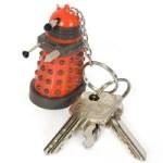Dalek Keychain Torch