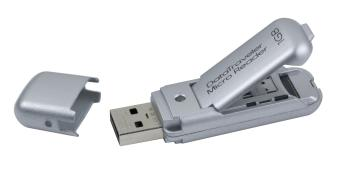 Kingston Data Traveler Micro Reader