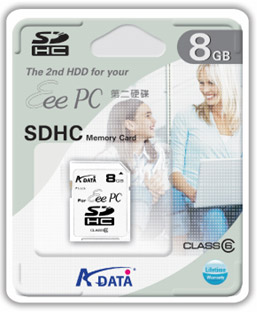 Eee PC SD Card