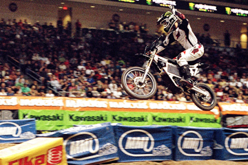 Jeff Emigh airing it out on a ZeroX