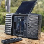Soulra Solar Powered iPod Speaker