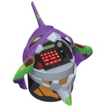 Evangelion digital piggy bank