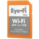 Eye-Fi unveils Eye-Fi Geo card