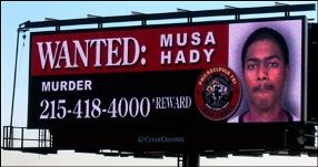 FBI billboard