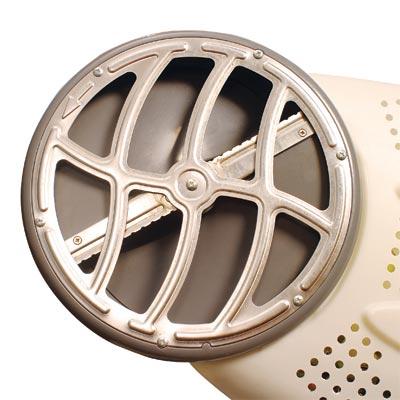 Garden Groom rotary blade design
