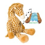 Gentle Giraffe offers Safari sounds
