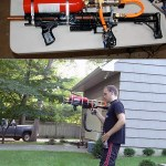 MIT Student creates his own grappling-hook gun