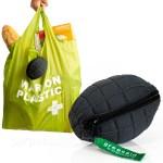 Green-Aid Grenade Shopping Bag