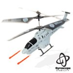 Gyro Stealth Flyer R/C Helicopter