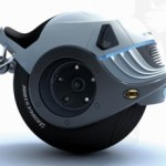 Hornet Superbike has one wheel