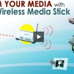 HSTi Wireless Media Stick