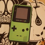 Gameboy Color iPhone 4 Skin
