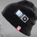 Music Infused Beanie puts your iPod on display