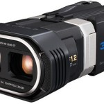 JVC touts a world's first – 3D camcorder that does full HD