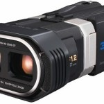 JVC first off the blocks with 3D video recording camcorder