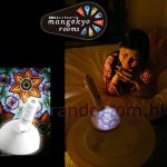 Multi-purpose Kaleidoscope Dome Projector