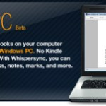 Kindle for PC application announced