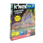 KNEX Corkscrew Coaster