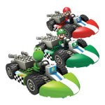 K'Nex Mario Kart lets you build your own racer