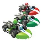 K'Nex Mario Kart lets you build your own racer
