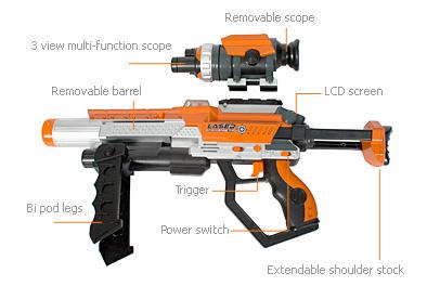 Laser Challenge Pro