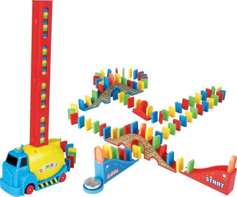 Lay and Play Domino Race