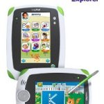 LeapFrog Explorer tablet gets your little ones started off young