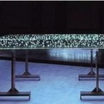 LED table looks absolutely cool