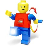 Lego Wind-Up Dynamo Torch