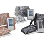 M-Edge Accessories offer Camouflage line of jackets and bags for the Amazon Kindle